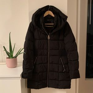 Ivanka Trump Hooded Puffer Coat